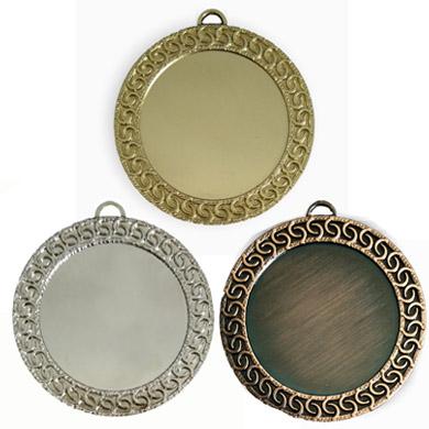 Медаль подарочная золото серебро бронза